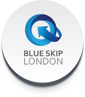 Blue Skip London - Logo