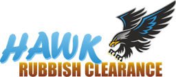 Hawk Rubbish Clearance - Logo